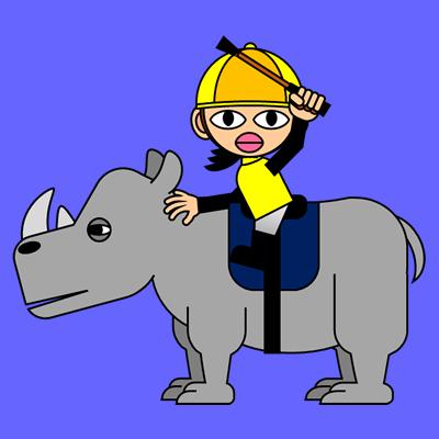 サイの乗る騎手のアイコン(5)画像4