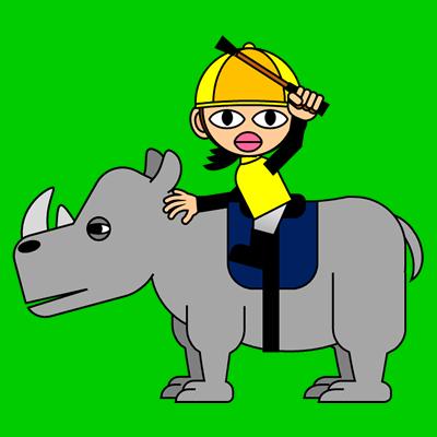 サイの乗る騎手のアイコン(5)画像6