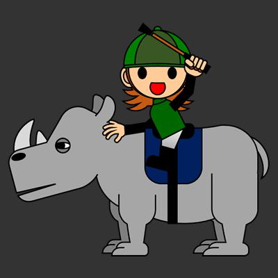 サイの乗る騎手のアイコン(6)画像2