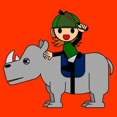 サイの乗る騎手のアイコン(6)画像3
