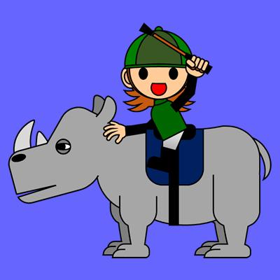 サイの乗る騎手のアイコン(6)画像4