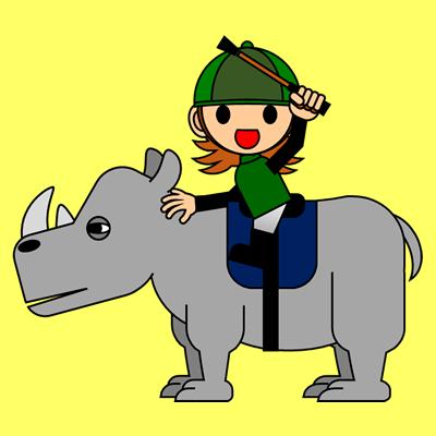 サイの乗る騎手のアイコン(6)画像5