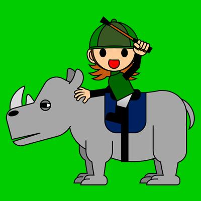 サイの乗る騎手のアイコン(6)画像6