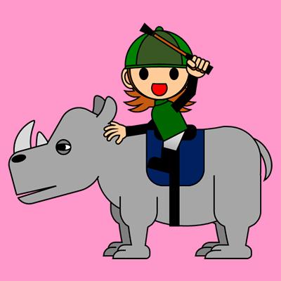 サイの乗る騎手のアイコン(6)画像8