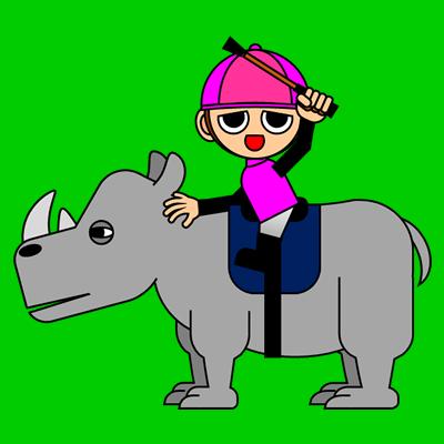 サイの乗る騎手のアイコン(8)画像6