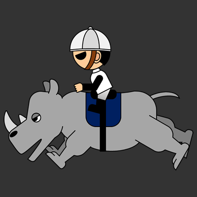 サイの乗る騎手のアイコン(9)画像2