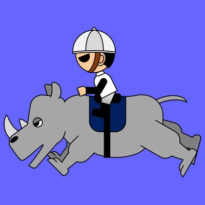 サイの乗る騎手のアイコン(9)画像4