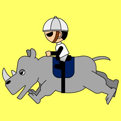サイの乗る騎手のアイコン(9)画像5