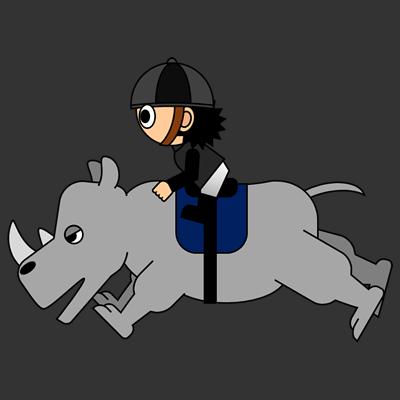 サイの乗る騎手のアイコン(10)画像2