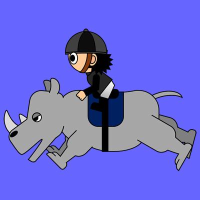 サイの乗る騎手のアイコン(10)画像4