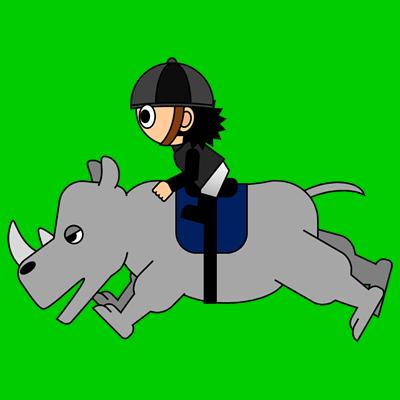 サイの乗る騎手のアイコン(10)画像6