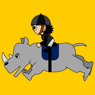 サイの乗る騎手のアイコン(10)画像7