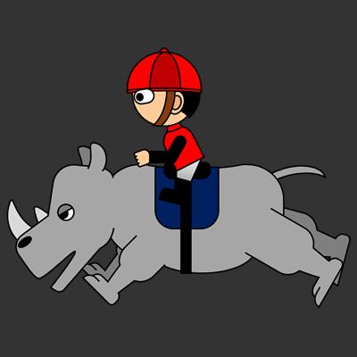 サイの乗る騎手のアイコン(11)画像2