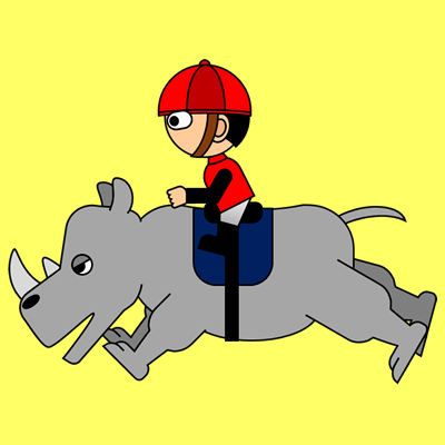 サイの乗る騎手のアイコン(11)画像5