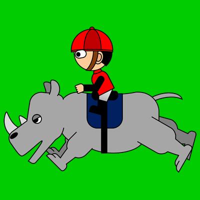 サイの乗る騎手のアイコン(11)画像6