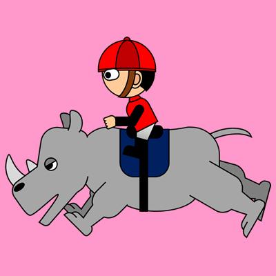 サイの乗る騎手のアイコン(11)画像8