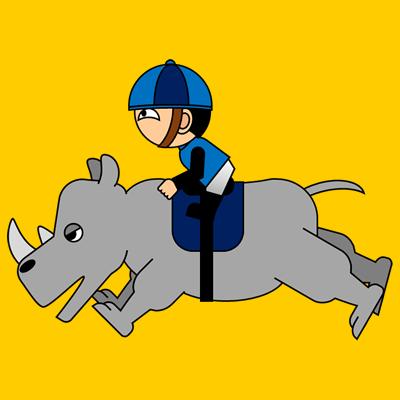 サイの乗る騎手のアイコン(12)画像7
