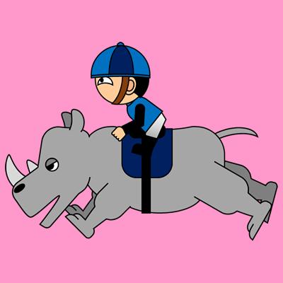 サイの乗る騎手のアイコン(12)画像8