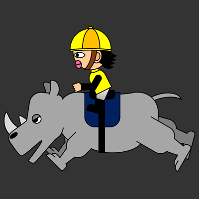 サイの乗る騎手のアイコン(13)画像2