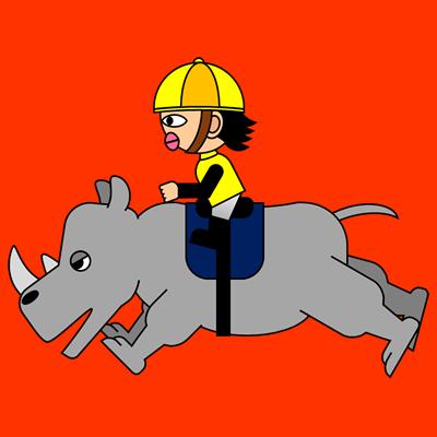 サイの乗る騎手のアイコン(13)画像3