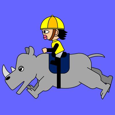 サイの乗る騎手のアイコン(13)画像4