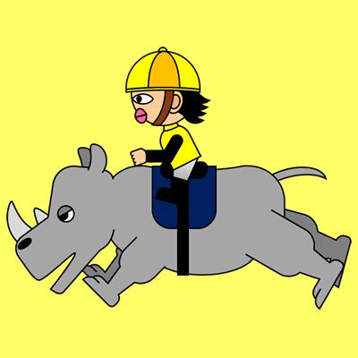 サイの乗る騎手のアイコン(13)画像5