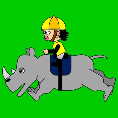 サイの乗る騎手のアイコン(13)画像6