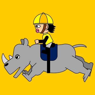 サイの乗る騎手のアイコン(13)画像7