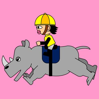 サイの乗る騎手のアイコン(13)画像8