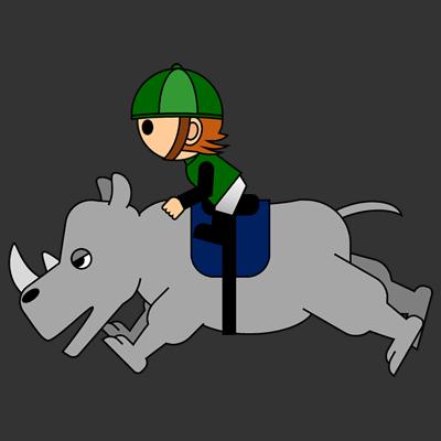 サイの乗る騎手のアイコン(14)画像2