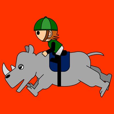 サイの乗る騎手のアイコン(14)画像3