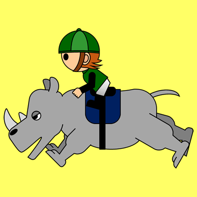 サイの乗る騎手のアイコン(14)画像5