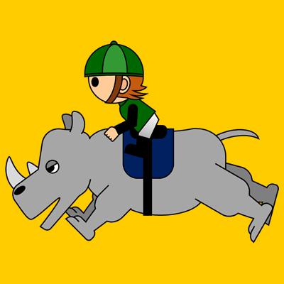 サイの乗る騎手のアイコン(14)画像7