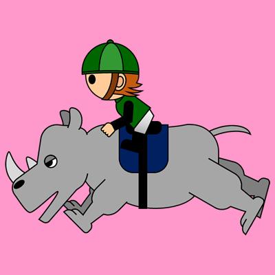 サイの乗る騎手のアイコン(14)画像8