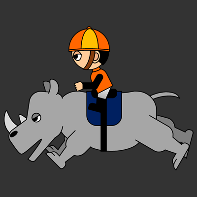 サイの乗る騎手のアイコン(15)画像2