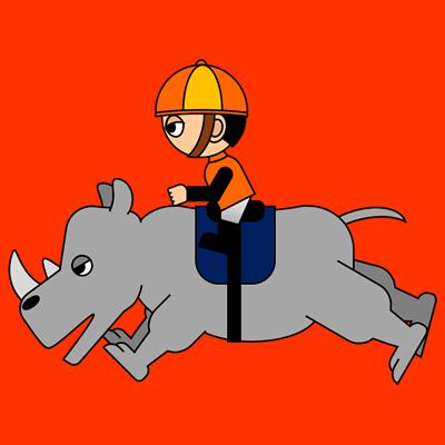 サイの乗る騎手のアイコン(15)画像3
