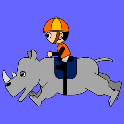 サイの乗る騎手のアイコン(15)画像4