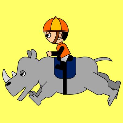 サイの乗る騎手のアイコン(15)画像5