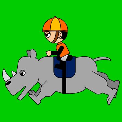 サイの乗る騎手のアイコン(15)画像6