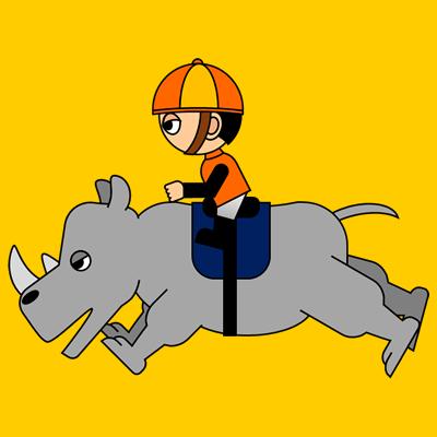 サイの乗る騎手のアイコン(15)画像7