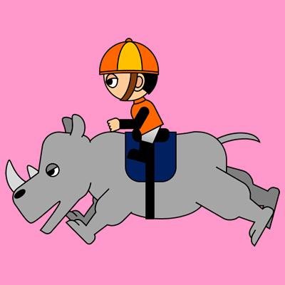 サイの乗る騎手のアイコン(15)画像8