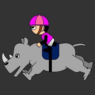 サイの乗る騎手のアイコン(16)画像2
