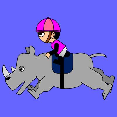 サイの乗る騎手のアイコン(16)画像4