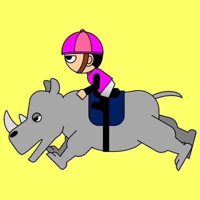 サイの乗る騎手のアイコン(16)画像5