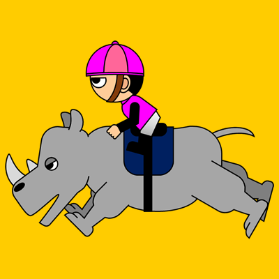 サイの乗る騎手のアイコン(16)画像7