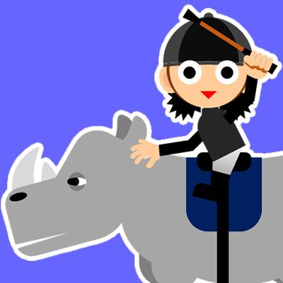 サイの乗る騎手のアイコン(18)画像4