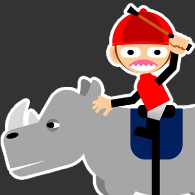 サイの乗る騎手のアイコン(19)画像2