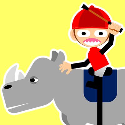 サイの乗る騎手のアイコン(19)画像5