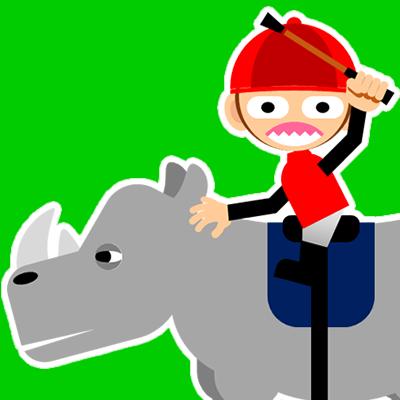 サイの乗る騎手のアイコン(19)画像6