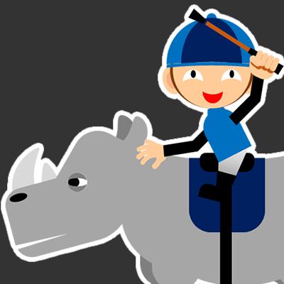 サイの乗る騎手のアイコン(20)画像2